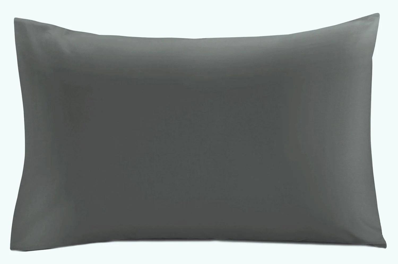 grey pillowcases 40 pairs 80pcs wholesale bulk buy