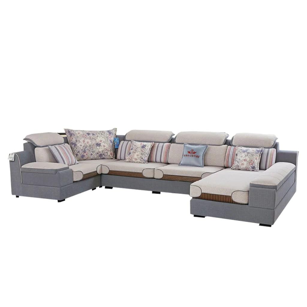 versatile and comfortable modern sectional sofa