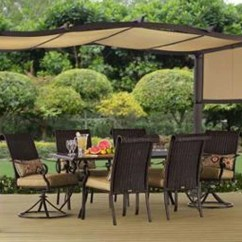 Garden Treasures Patio Chairs Heavy Duty Chair Mat Replacement Canopy For Better Homes & Emerald Coast Pergola — The Outdoor Store