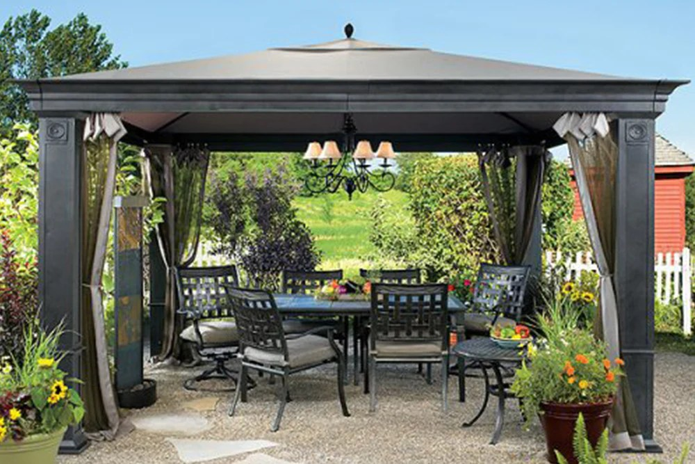 replacement canopies for gazebos