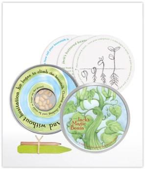 Fairytale Garden Kit, Jack's Magic Bean
