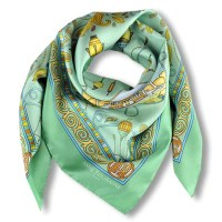 French Silk Scarves and Foulards by ANNE TOURAINE Paris ...