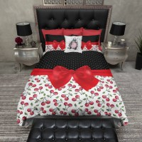 Tattoo Style Duvet Bedding Sets - Ink and Rags