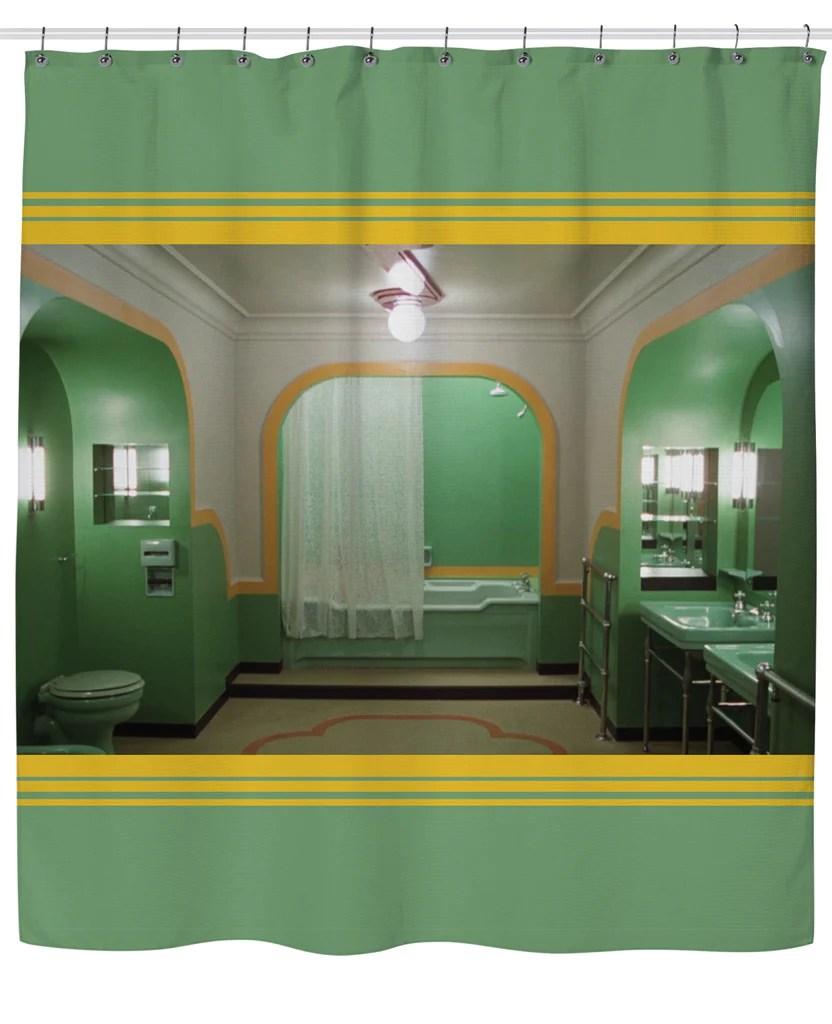 Shining Shower Curtain