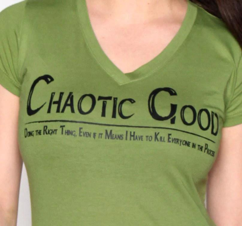 Chaotic Good Kill Everyone  ArmorClass10com