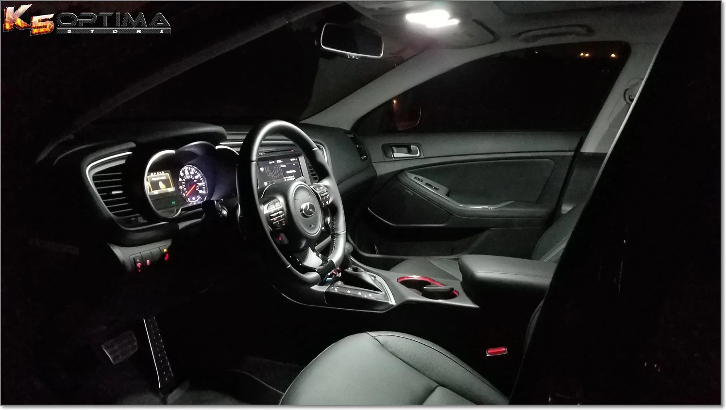 2011 2019 kia optima interior led kit [ 1495 x 846 Pixel ]