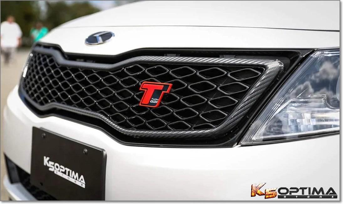 K5 Optima Store  Kia  Hyundai T Turbo Grille Emblem
