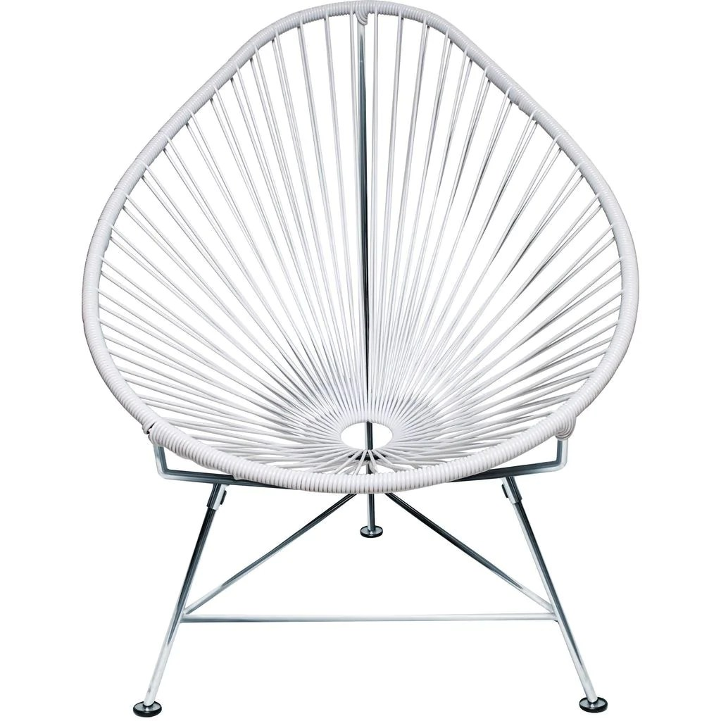 innit acapulco chair bamboo folding chairs designs chrome base sportique