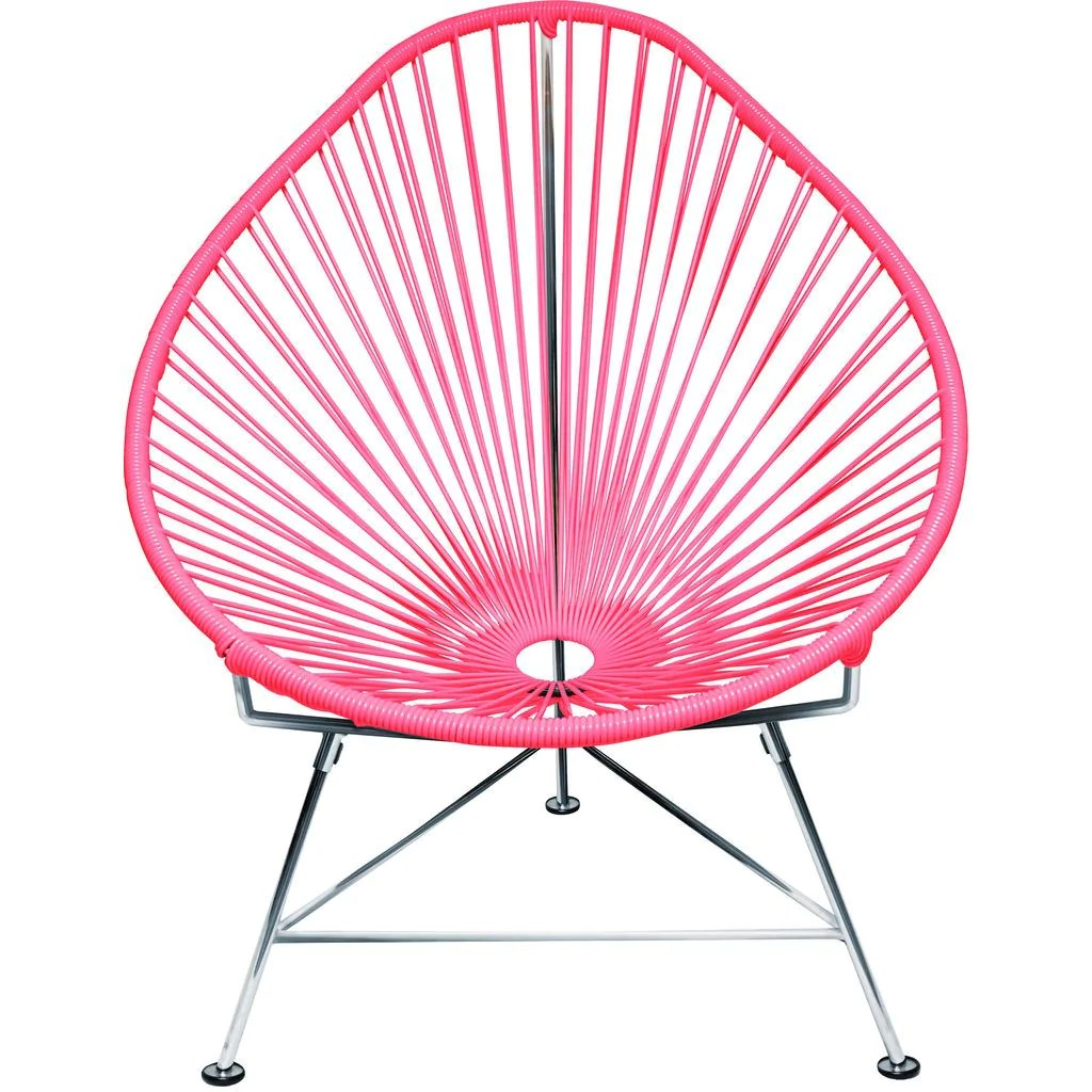 Acapulco Chair Target Innit Designs Acapulco Chair Chrome Base Sportique