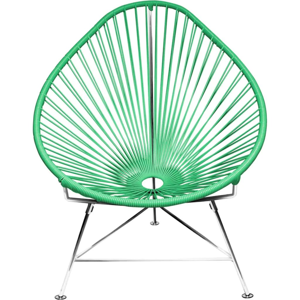 innit acapulco chair design structure designs chrome base sportique