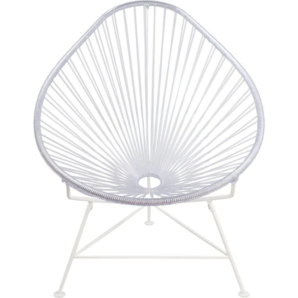 innit acapulco chair best office under 200 designs junior white base sportique