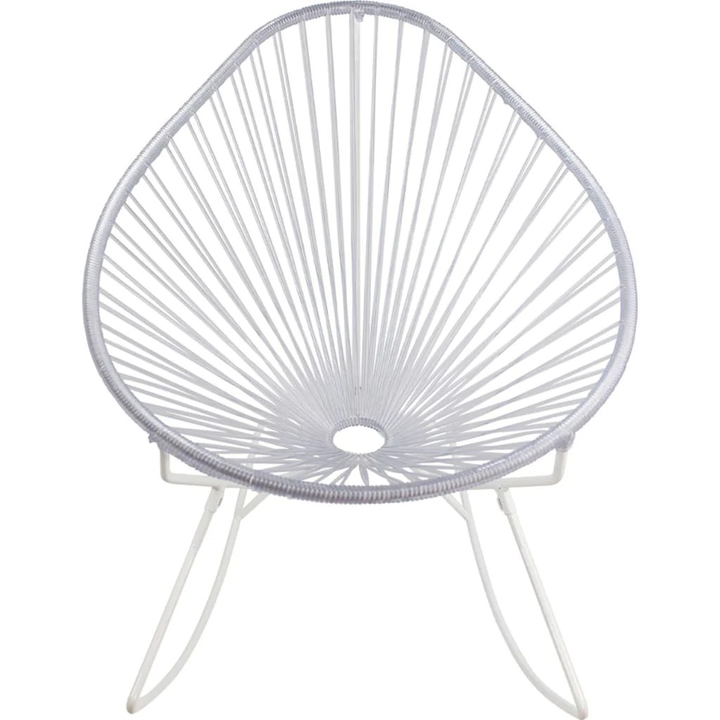 innit acapulco chair office stand price designs junior rocker white base