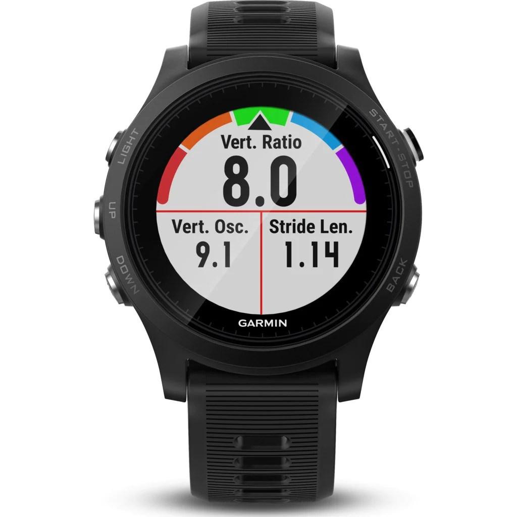 Garmin Forerunner 935 GPS Multisport Watch Black - Sportique