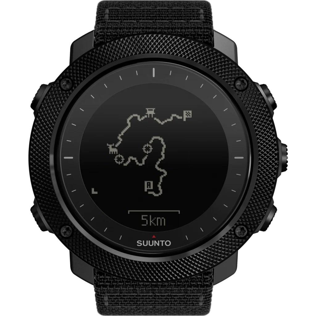 Suunto Traverse Alpha GPS Watch Stealth - Sportique