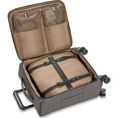 Briggs International Create Wiring Diagram Riley Carry On Spinner Suitcase Grey Zu121sp