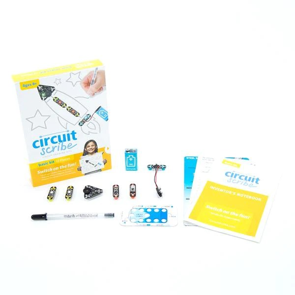 Basic Beginner Circuit Kit For Teaching Series And Parallel Circuits