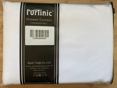 furlinic shower curtain