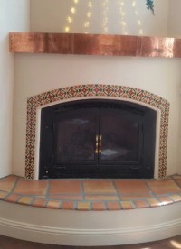 Images Pictures and ideas for Mexican Style Fireplaces ...