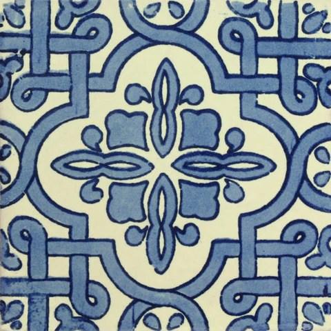 traditional spanish tile palenque mezclilla