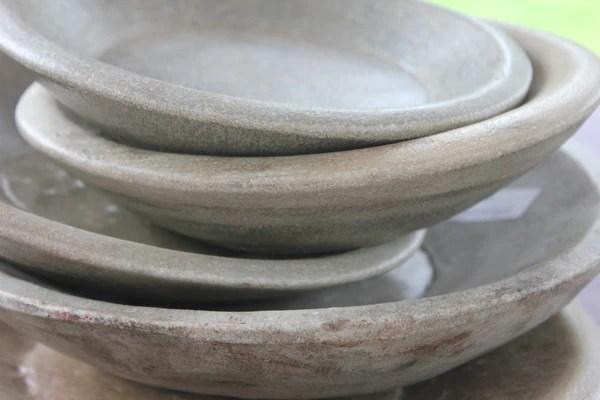 Vintage Indian Marble Bowl
