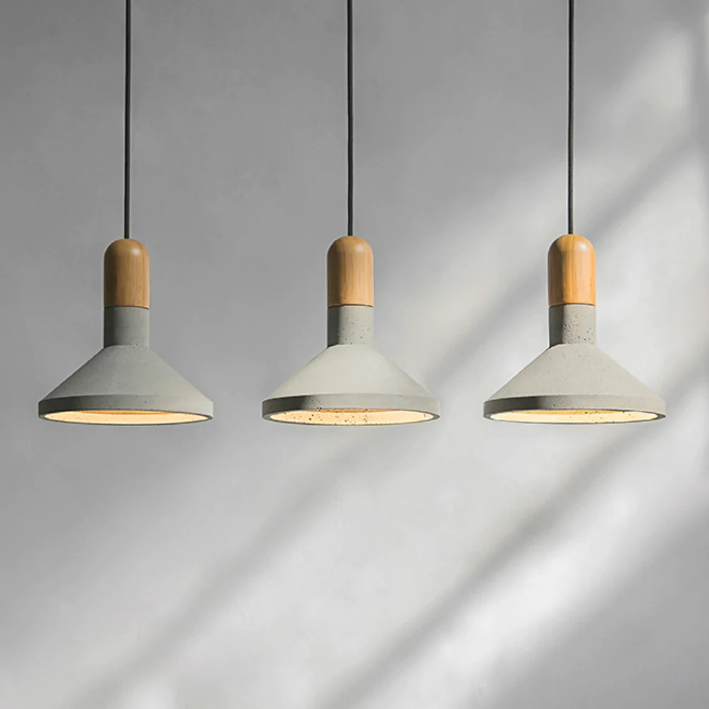 Concrete Pendant Light  Such  Such  Such  Such