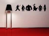 Avengers Wall Art | Geeky Super Hero Wall Arts | My Geekery