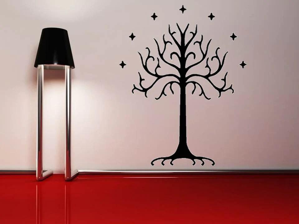 Tree of Gondor Wall Art