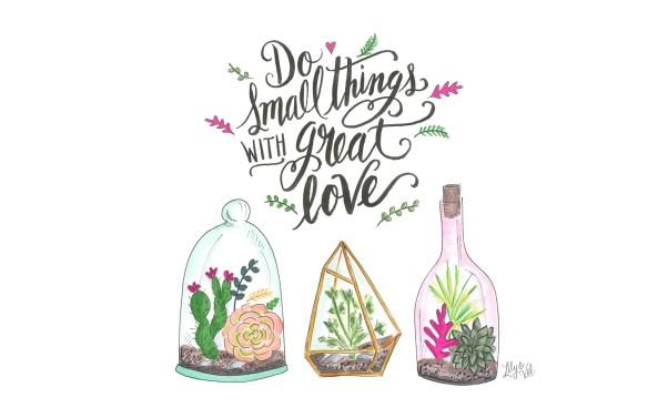 Sélection de fonds d'écran de printemps : cactus, fleurs et bonheur ! Illustration, fonds d'écran 943762034115398