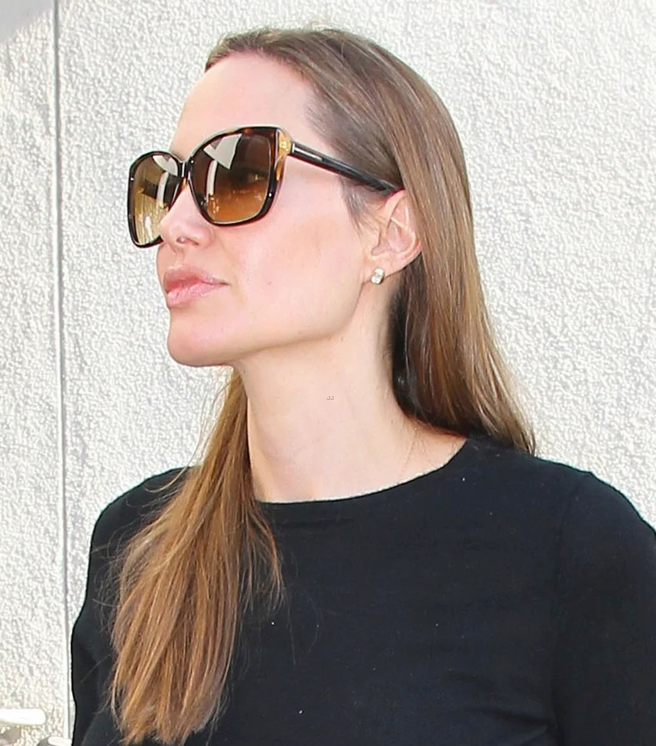 Angelina Jolie Tom Ford Glasses