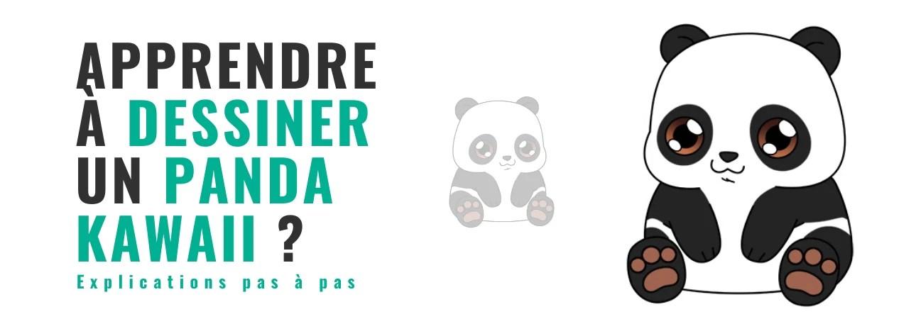 Dessin Kawaii Panda Petit Panda