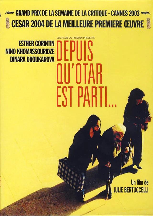 Depuis Qu Otar Est Parti : depuis, parti, Depuis, Qu'Otar, Parti..., Movie
