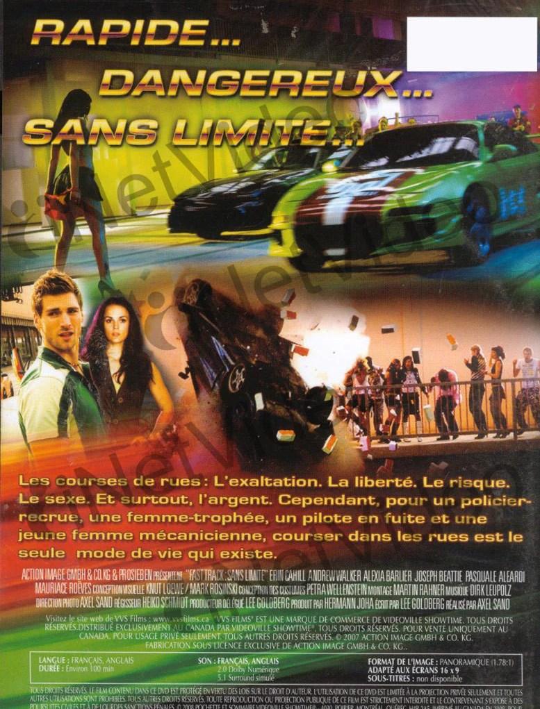 Sans Limite Ou Sans Limites : limite, limites, Track, Limite, Movie