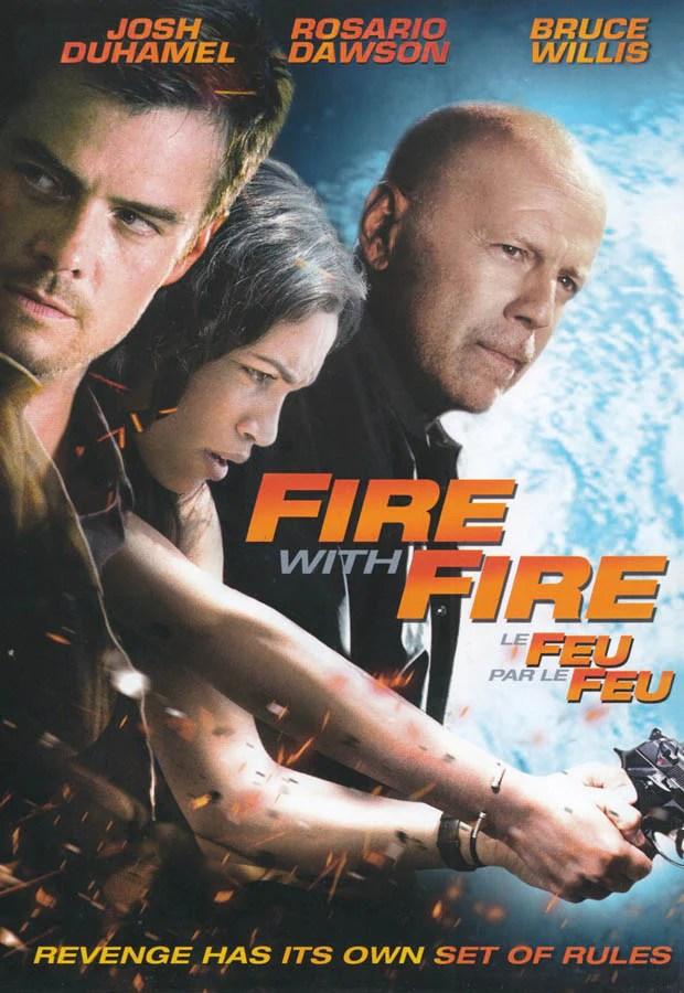 Fire With Fire : Vengeance Par Le Feu : vengeance, (Bilingual), Movie