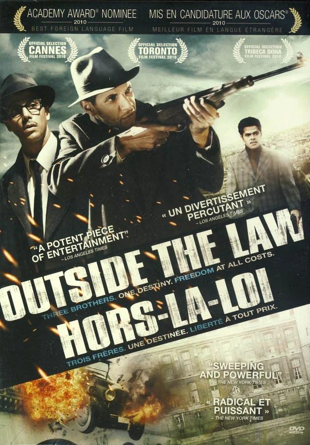 Hors-la-loi 2010 : hors-la-loi, Outside, Hors-la-loi, (Bilingual), Movie