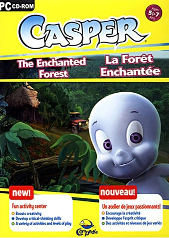 casper the enchanted forest