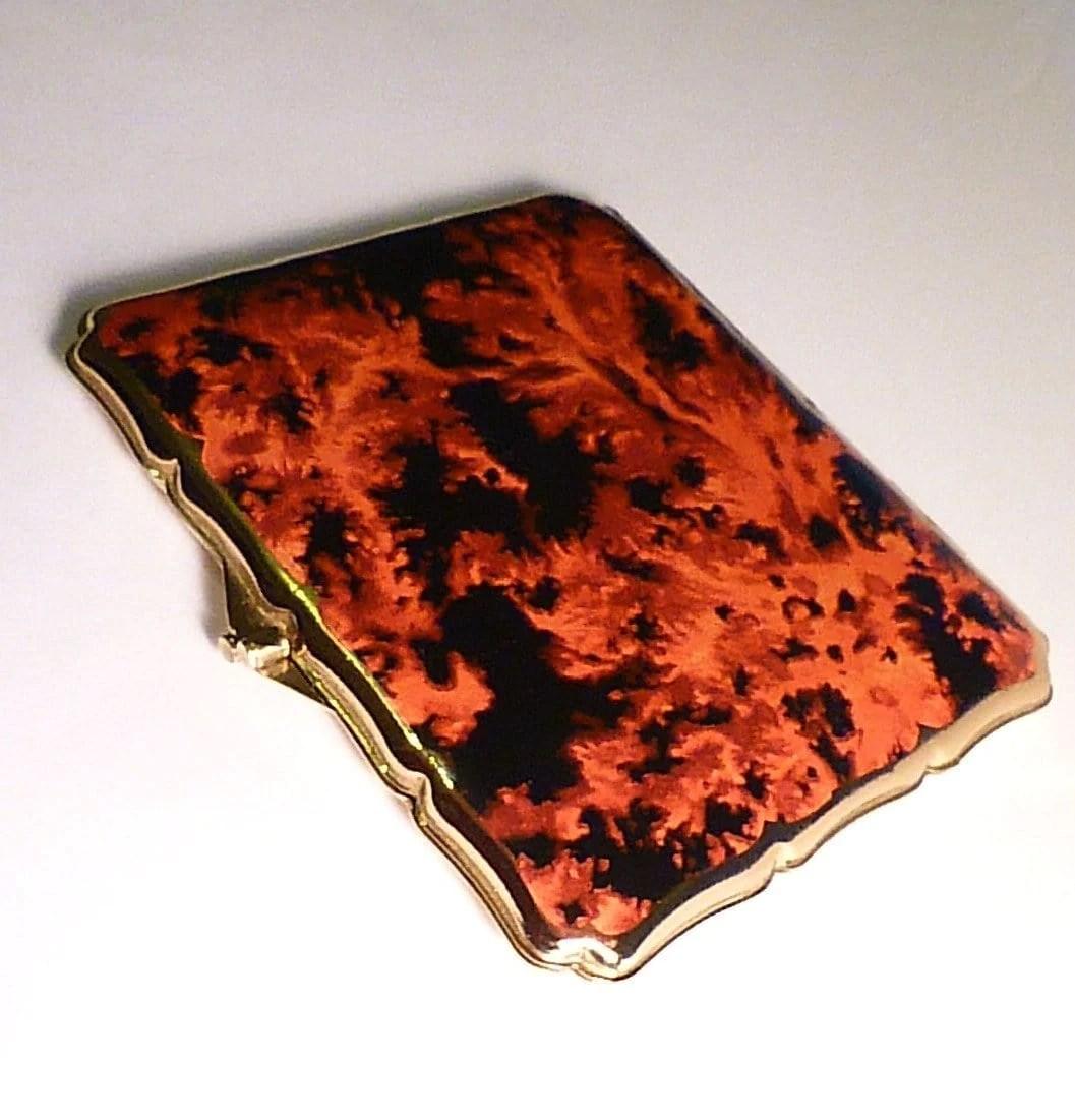 Cigarette Cases Women Vintage Stratton Case