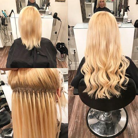 hair extensions instagram