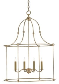 Currey & Company Fitzjames Lantern 9160 | Lighting Connection