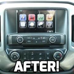 2016 Chevy Silverado Radio Wiring Diagram Off Delay Timer 2014-2015 Sierra Truck 4