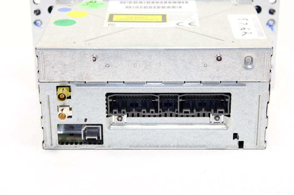 20112014 Dodge Challenger GPS Navigation RHR 730N Radio