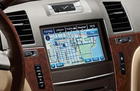 2006 Gm Radio Wiring Diagram Cadillac 174 Escalade Premium Factory Gps Navigation Radio