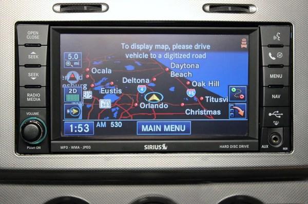 2007 Charger Wiring Diagram 2007 2010 Dodge Nitro Gps Navigation Rer 730n Radio