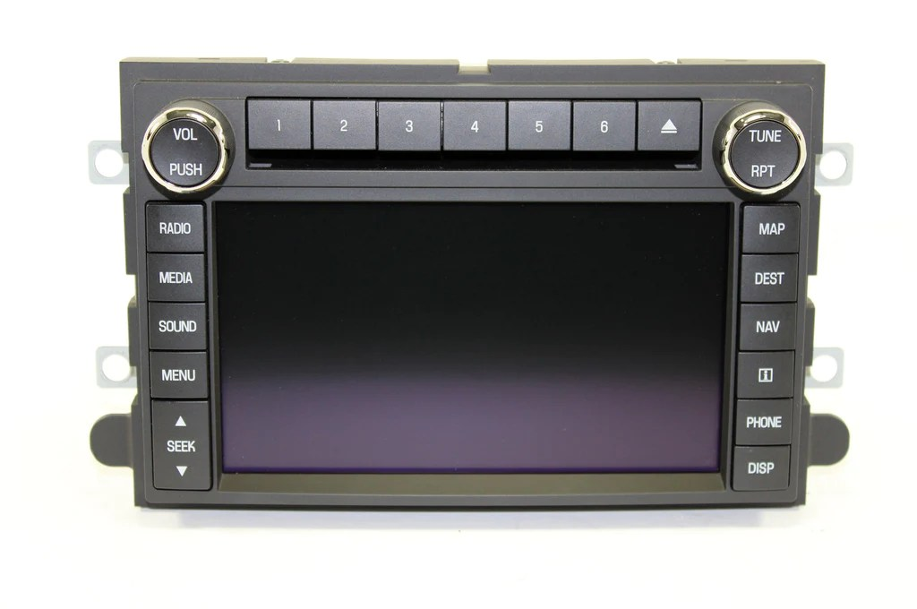 2010 Ford F150 Radio Wiring Diagram