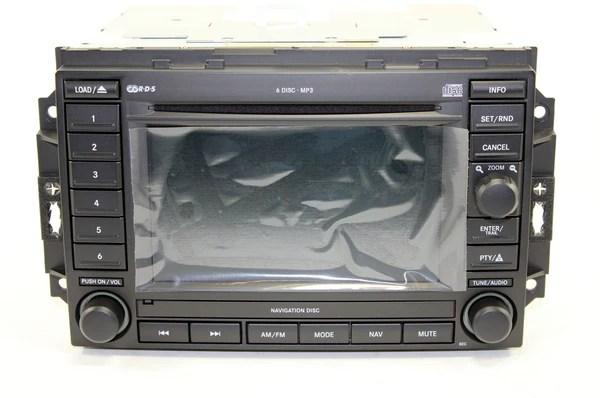 2008 Lincoln Wiring Diagram 2005 2007 Chrysler 300 Gps Navigation Rec Radio
