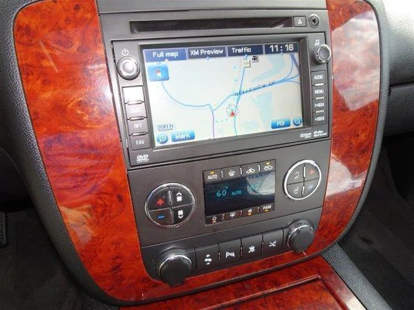 Phone Wiring Accessories 2010 2013 Chevrolet Avalanche Factory Gps Navigation Radio