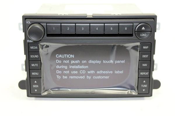 Mustang Stereo Wiring Diagram 2005 2008 Ford F 250 F 350 Superduty Gps Navigation Radio