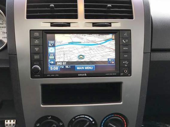 Pt Cruiser Wiring Diagram 2009 2010 Dodge Caliber Gps Navigation Rer 730n Radio