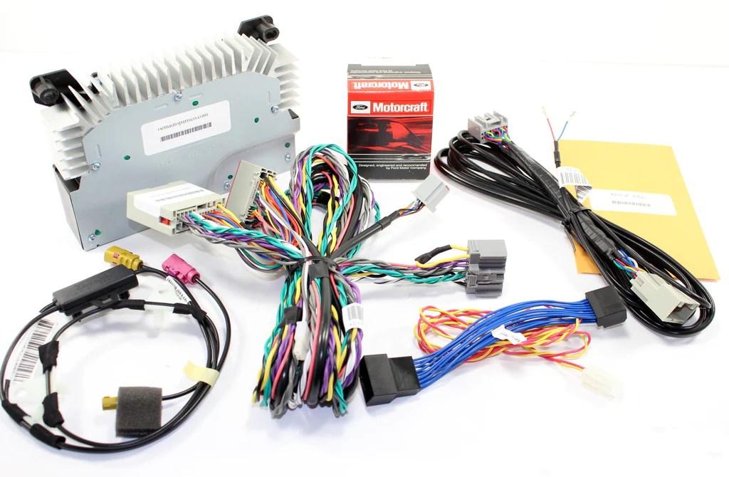 20092012 Ford Escape Sync 1 GPS Navigation Radio – Infotainment