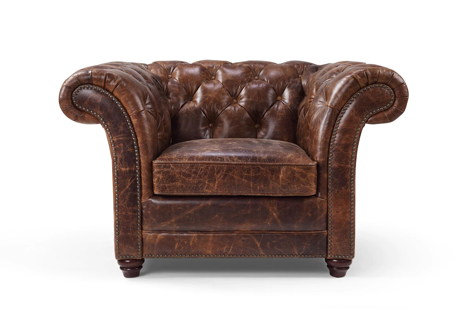 Leather Chesterfield Chair The Westminster Chesterfield Leather Chair Rose And Moore