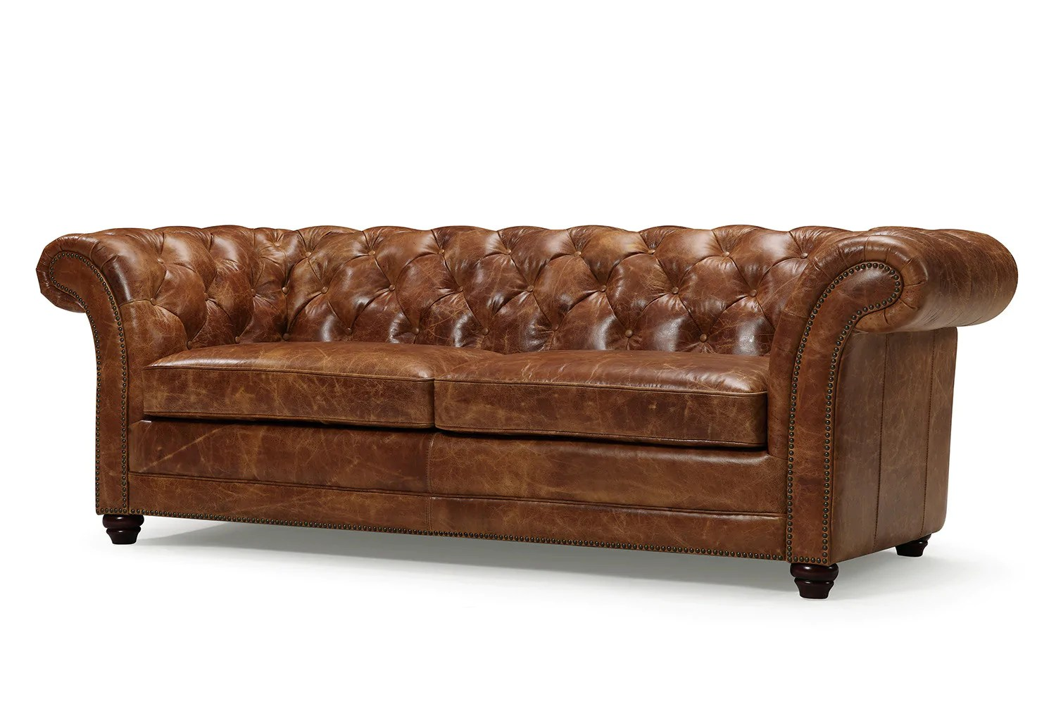 tufted leather sofa cheap and loveseat set the westminster chesterfield rose moore couch
